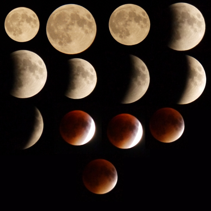 Total lunar eclipse of September 28, 2015