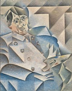 In Cubism the artist depicts the subject from a multitude of viewpoints to represent the subject in a greater context. Cocaine's several modes of action force us to examine its several mdoes of action.