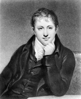 M0004638 Portrait of Sir Humphry Davy, 1st Baronet, FRS (1778 – 1829),